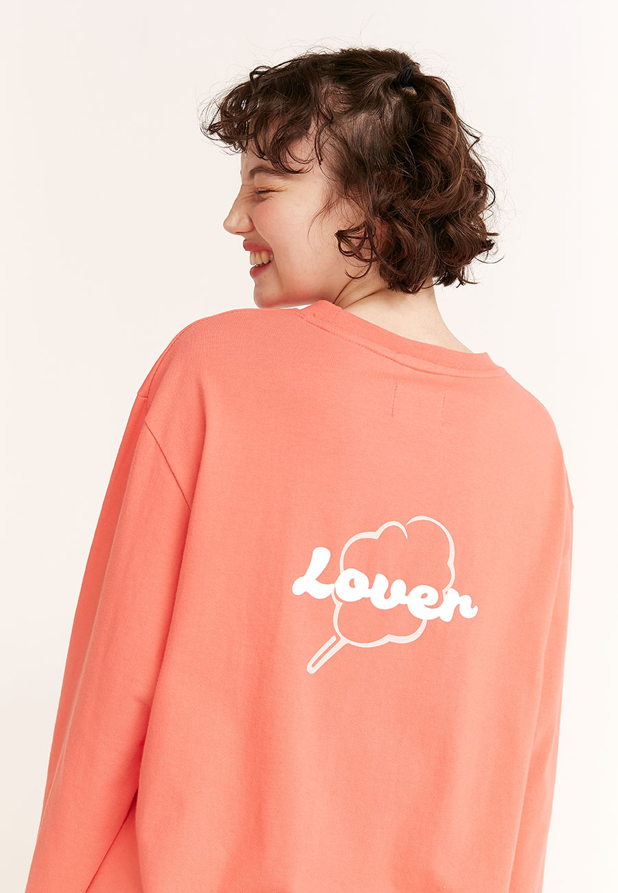 CC LOVER LONG SLEEVE[PINK]