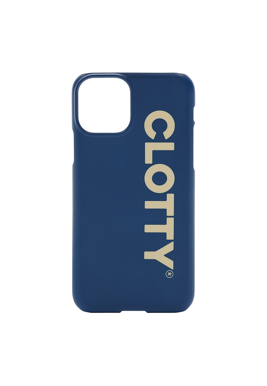BIG LOGO PHONE CASE[NAVY]