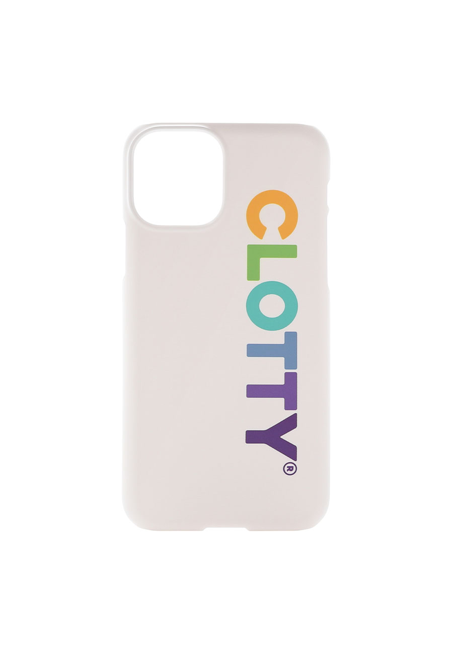 BIG LOGO PHONE CASE[WHITE]