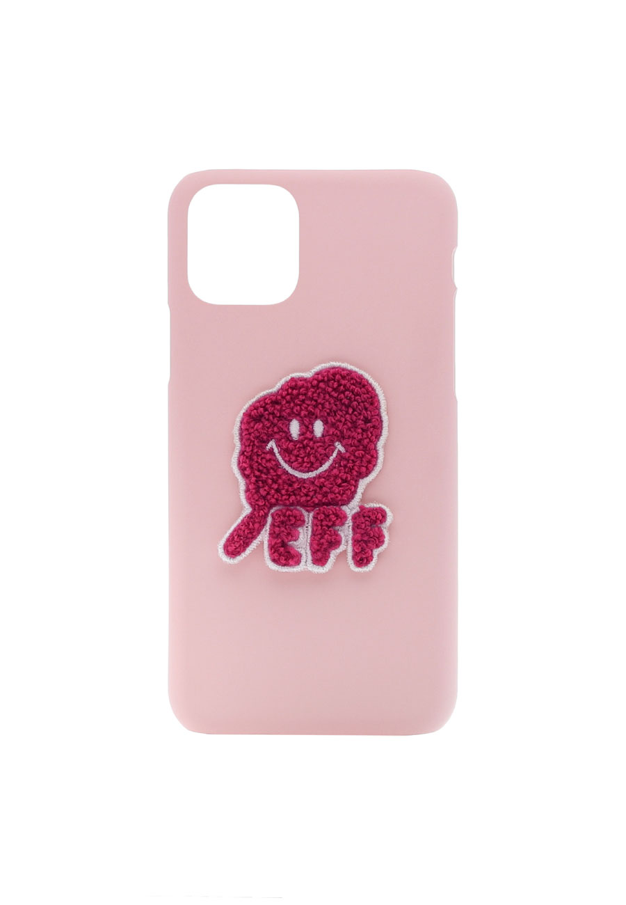 SMILE CC PHONE CASE[PINK]