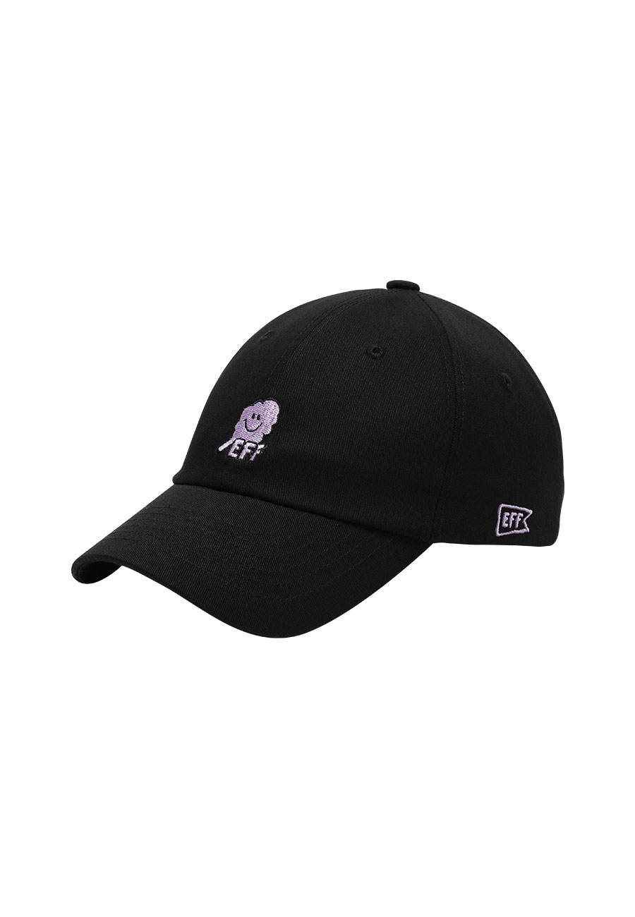 OUTLINE CC EFF BALLCAP[BLACK]