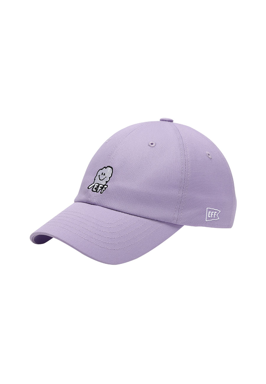 OUTLINE CC EFF BALLCAP[PURPLE]