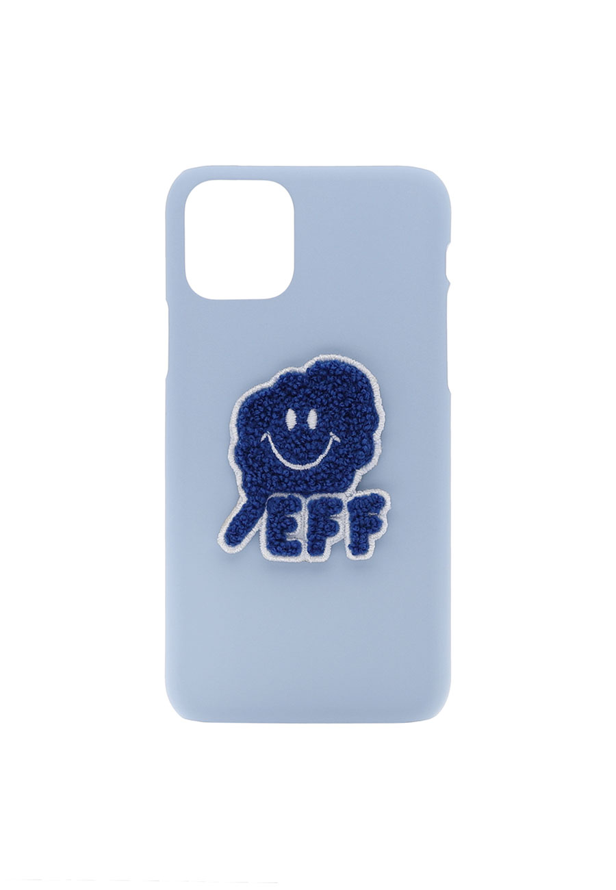SMILE CC PHONE CASE[BLUE]