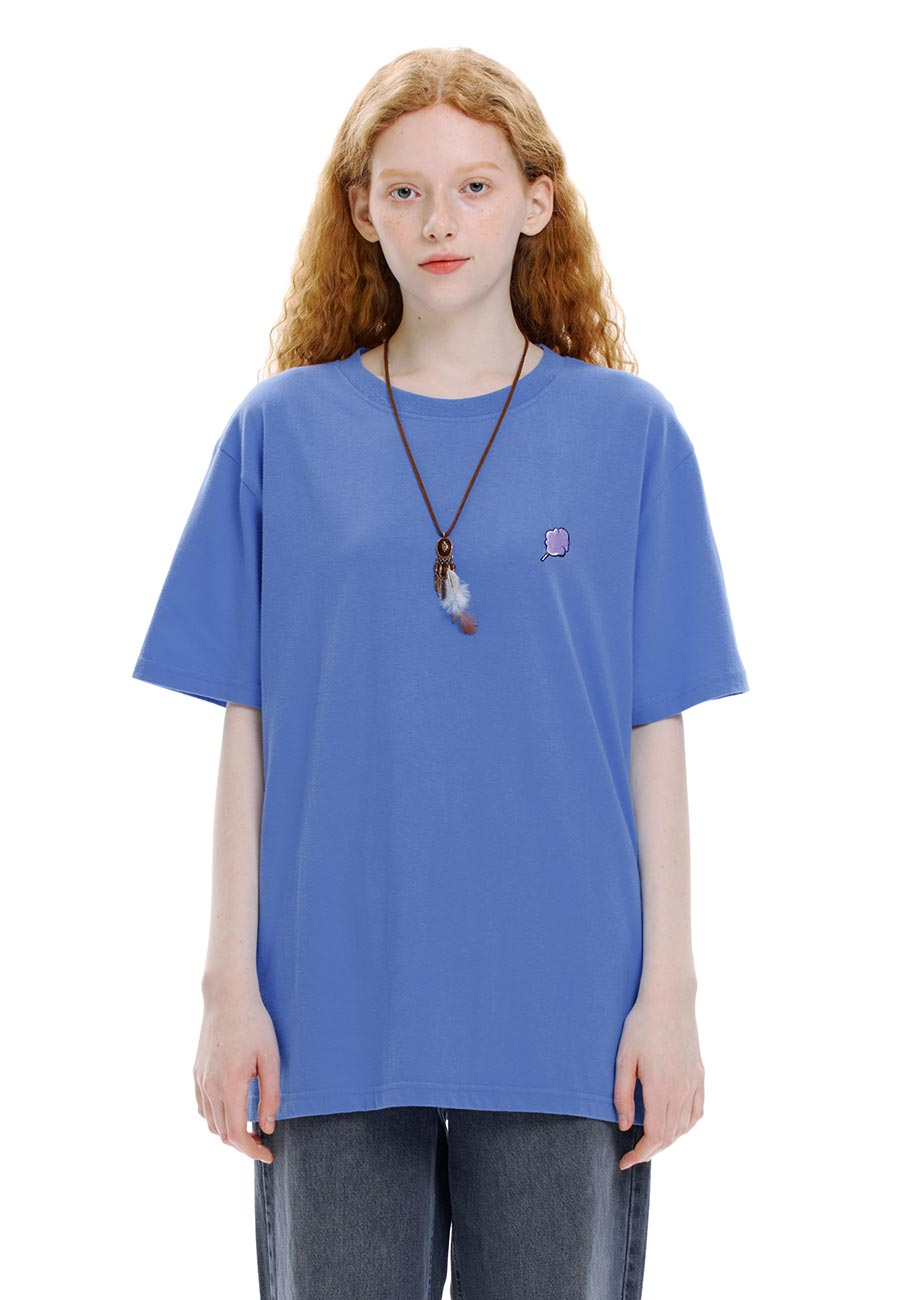 SMALL CC T-SHIRT[BLUE]