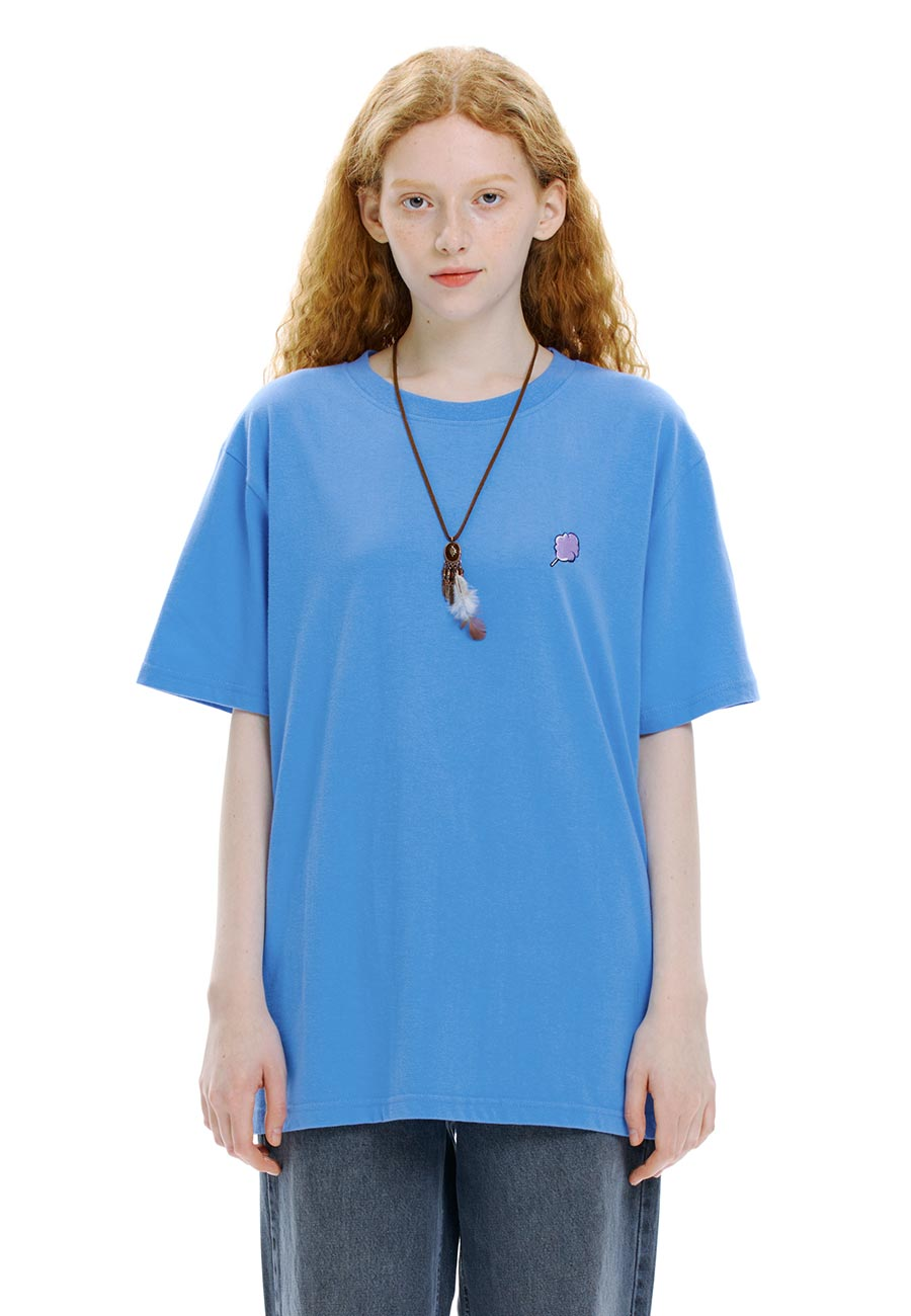 SMALL CC T-SHIRT[LIGHT BLUE]