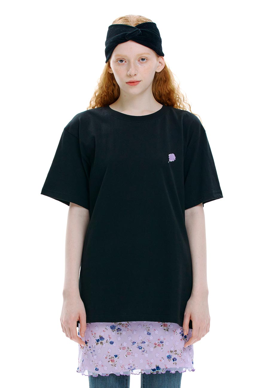 SMALL CC T-SHIRT[BLACK]