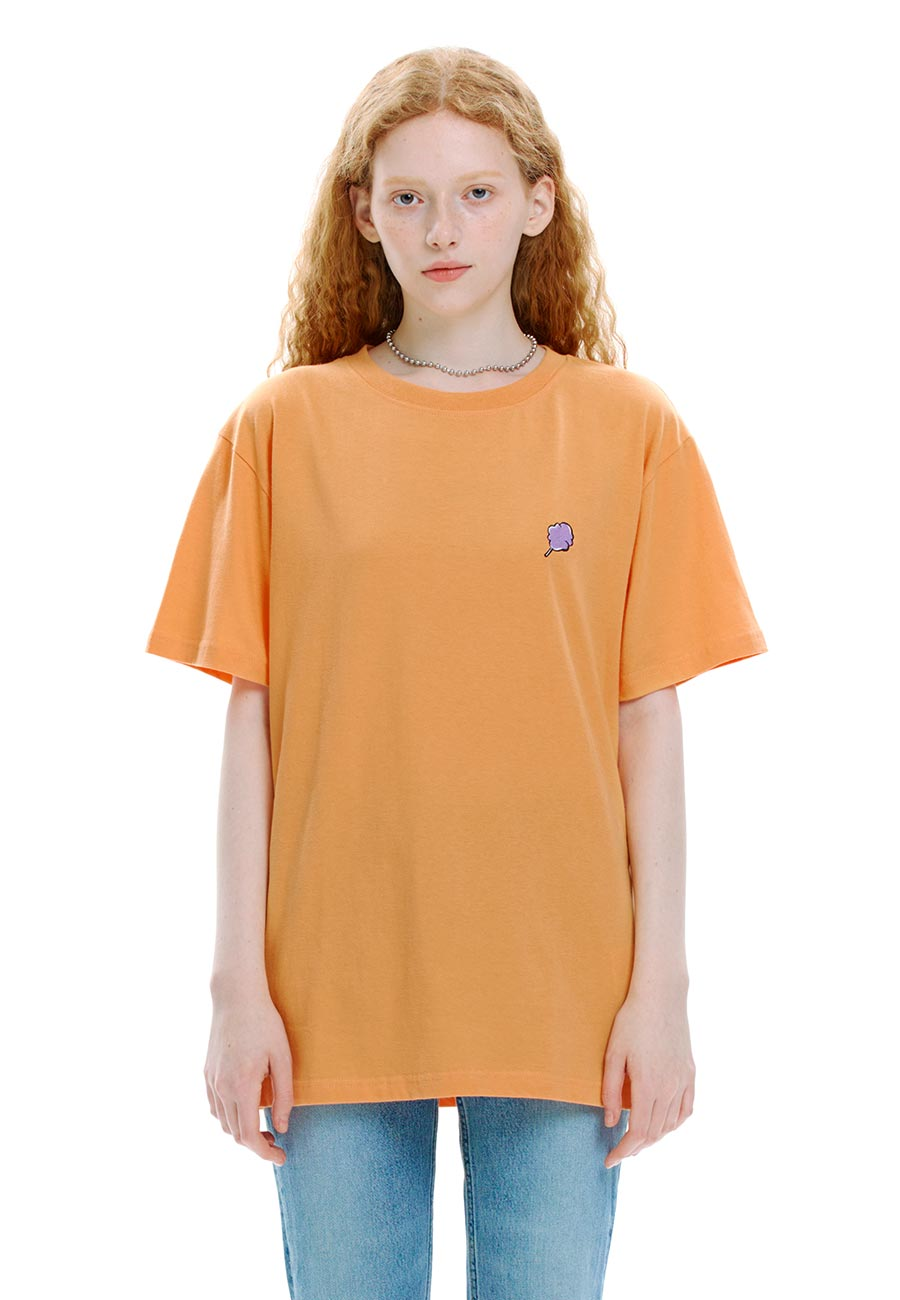 SMALL CC T-SHIRT[ORANGE]