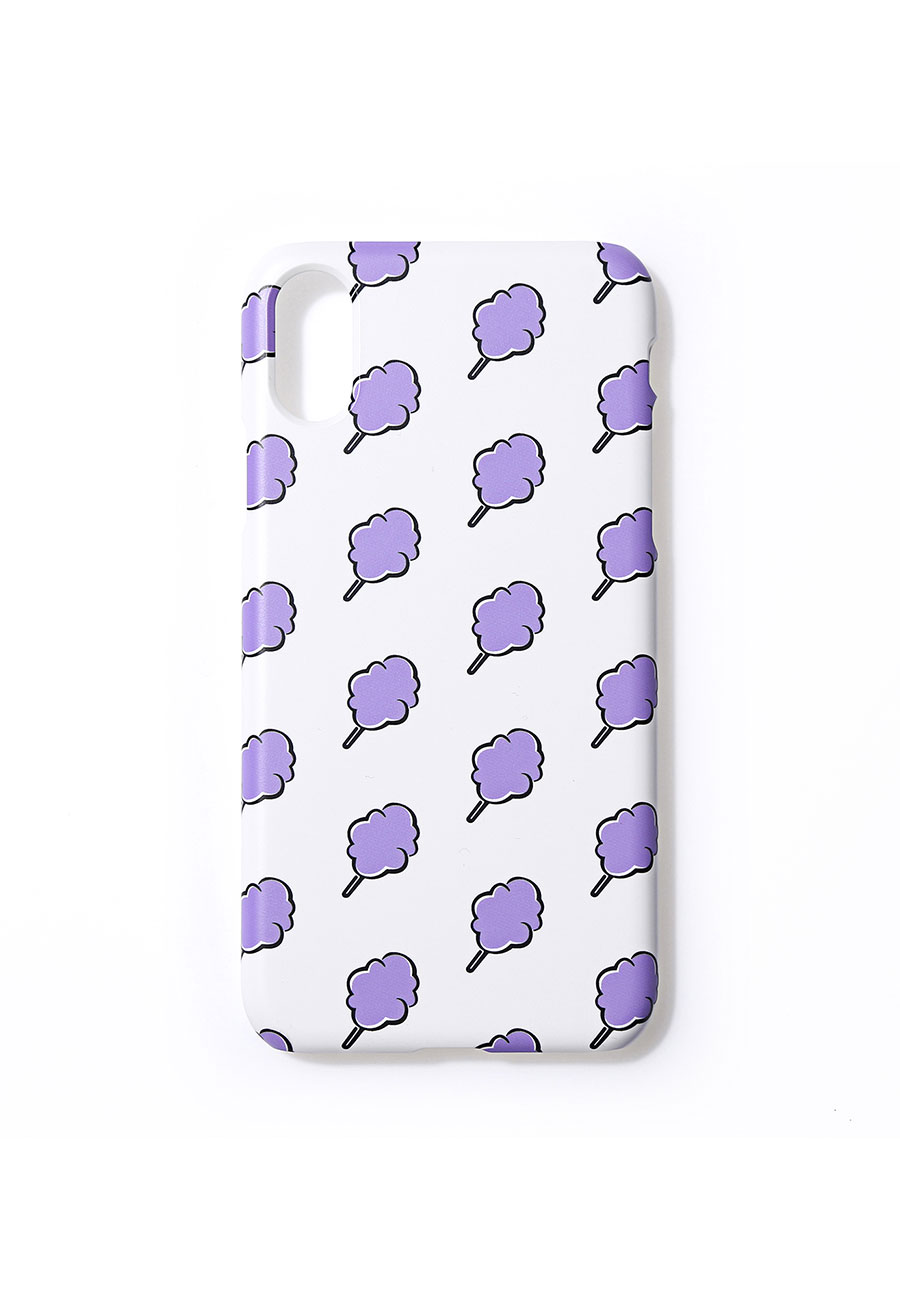 CC PATTERN CASE[WHITE]