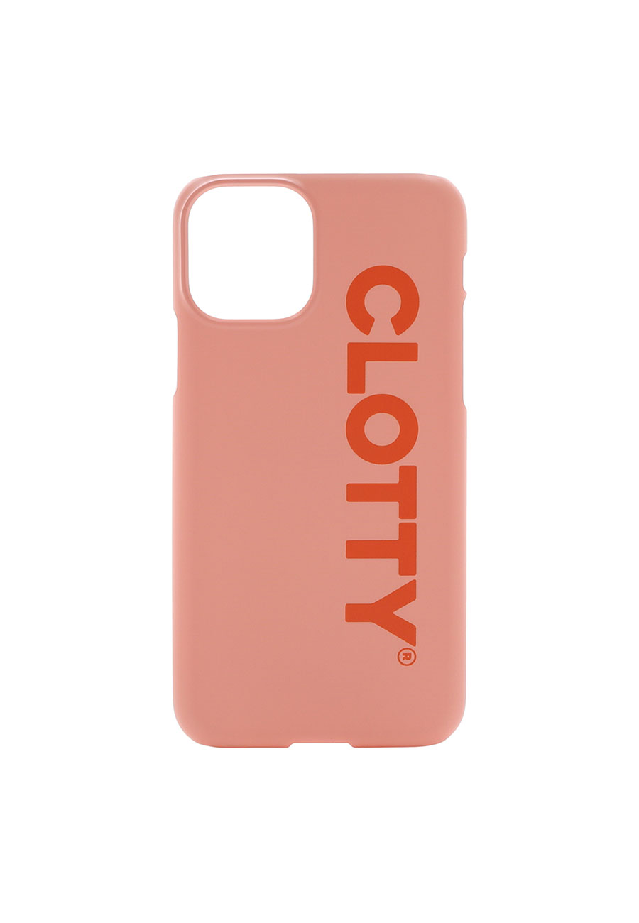 BIG LOGO PHONE CASE[PEACH]